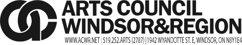 Arts Council Windsor & Region Logo