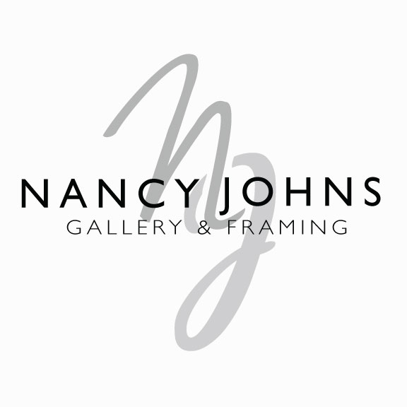 Nancy Johns Gallery & Framing logo