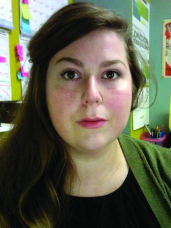 Headshot of Nadja Pelkey