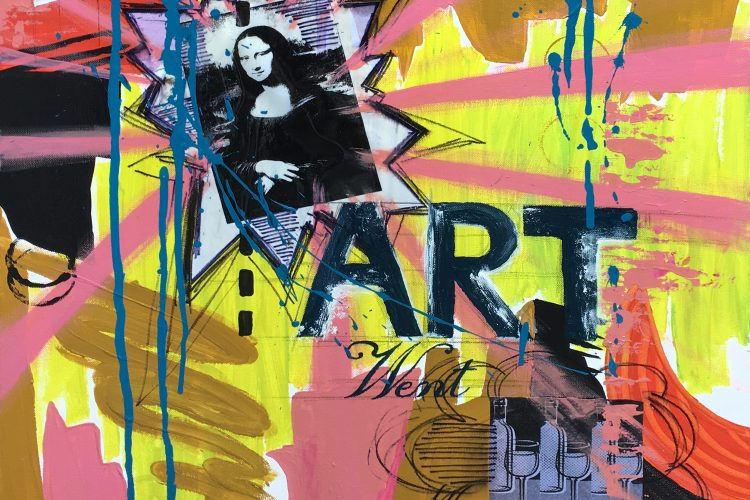 When ART Went POP! A Collection of fine art by Nora Harvey