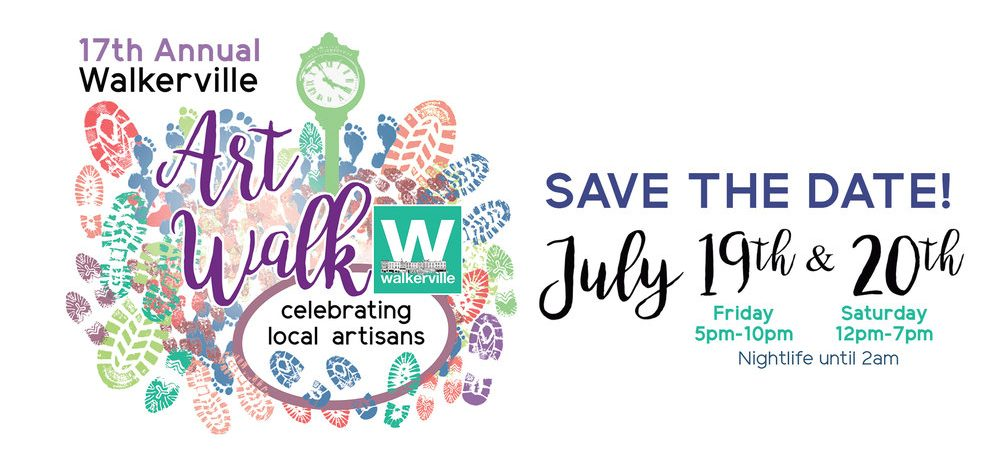 17th Annual Walkerville Art Walk 2019 – Arts Council Windsor